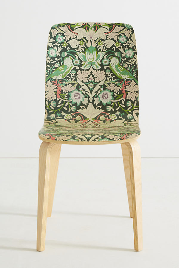 Liberty for Anthropologie Tamsin Dining Chair - Kelly
