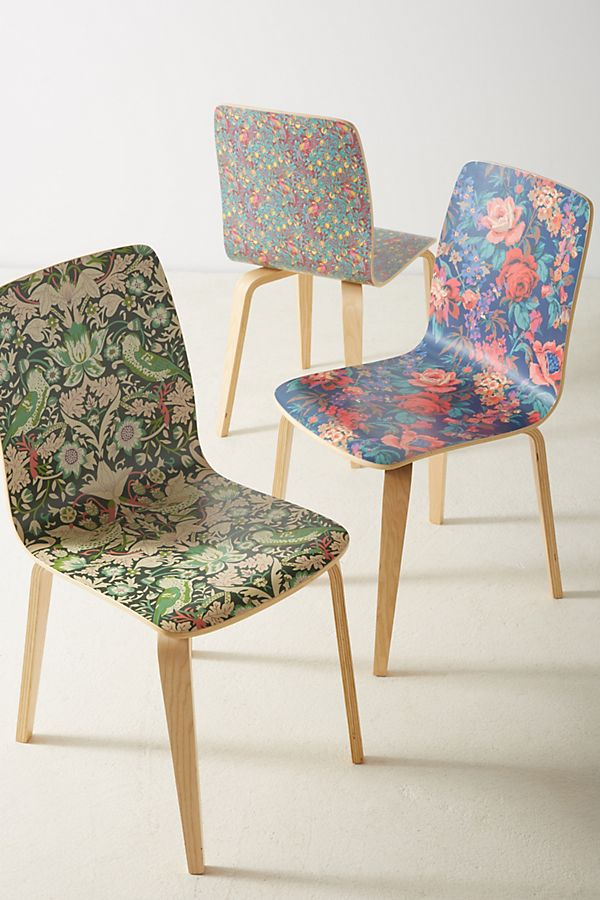 Slide View 1 Liberty For Anthropologie Tamsin Dining Chair