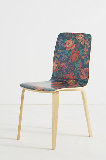 Slide View: 3: Liberty for Anthropologie Tamsin Dining Chair