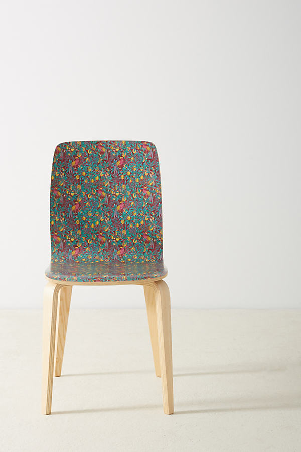 Liberty for Anthropologie Tamsin Dining Chair - Guacamole