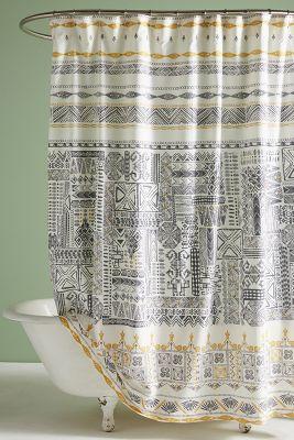Beautiful Nurata Shower Curtain