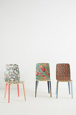 Slide View: 1: Liberty for Anthropologie Tamsin Dining Chair