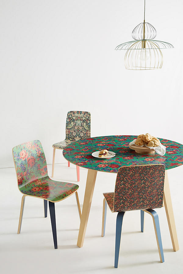Slide View 3 Liberty For Anthropologie Tamsin Dining Chair