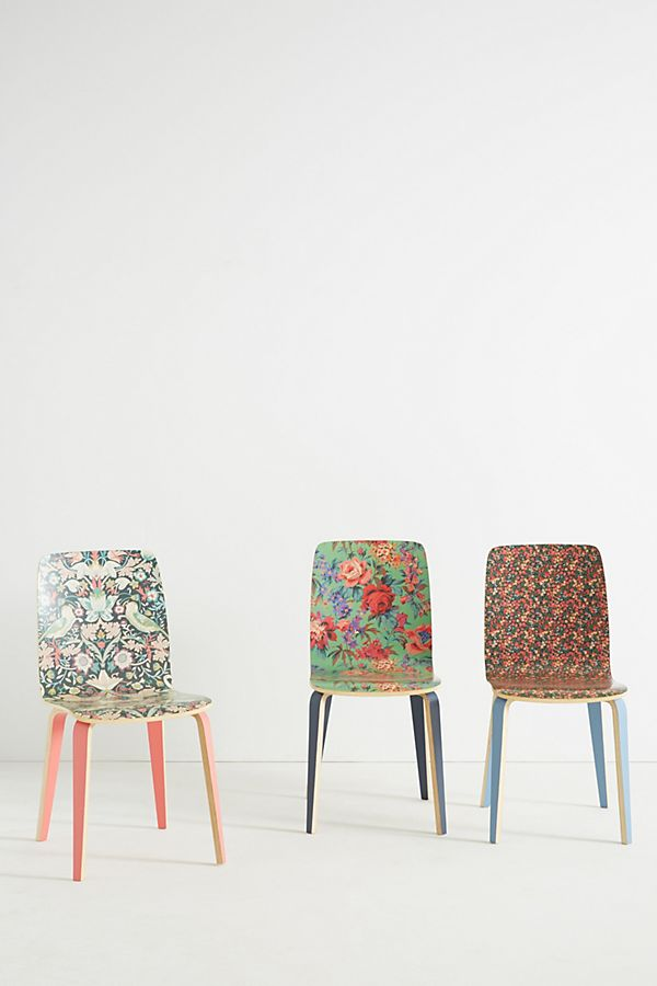Slide View 6 Liberty For Anthropologie Tamsin Dining Chair