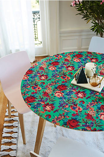 Slide View: 7: Liberty for Anthropologie Tamsin Dining Table
