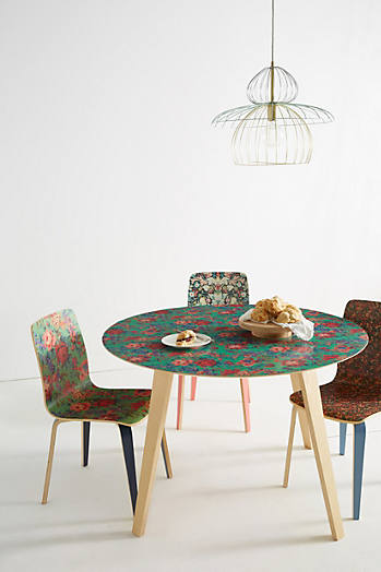 Slide View: 1: Liberty for Anthropologie Tamsin Dining Table