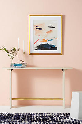 Slide View: 1: Danehill Console Table