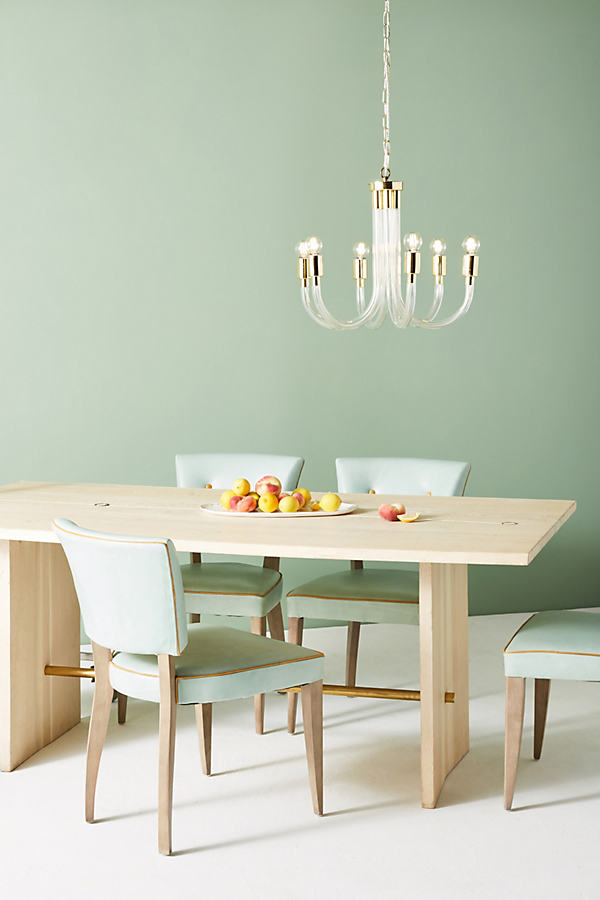 Danehill Dining Table - Cream