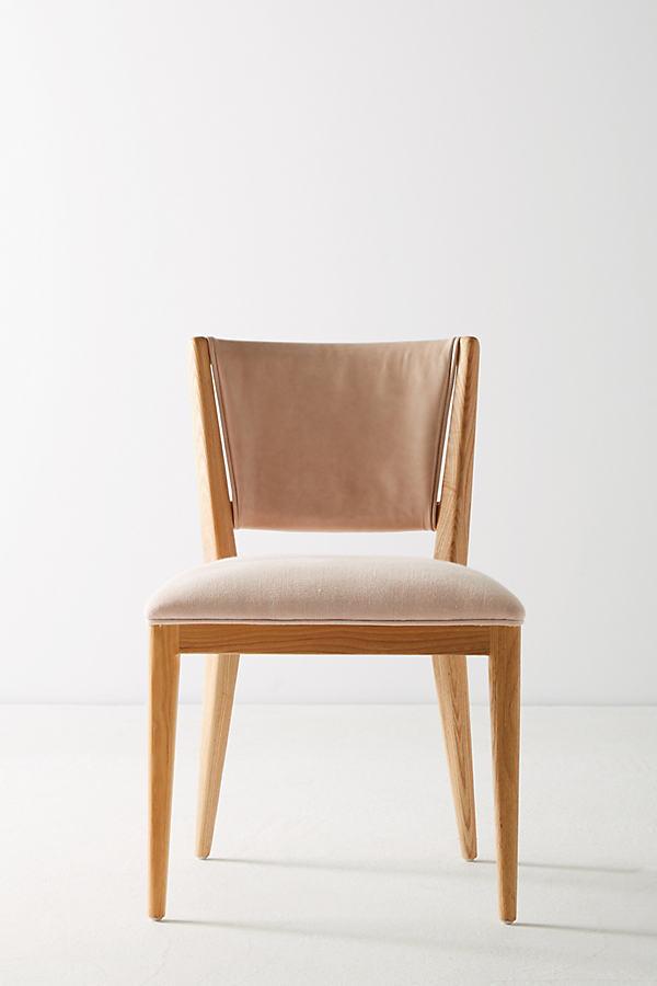 Ardrossa Chair - Nude/chair