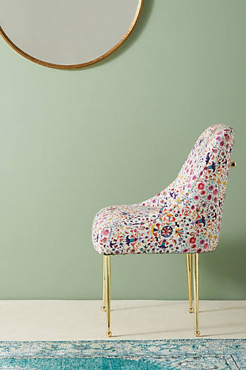 Badia-Printed Elowen Chair
