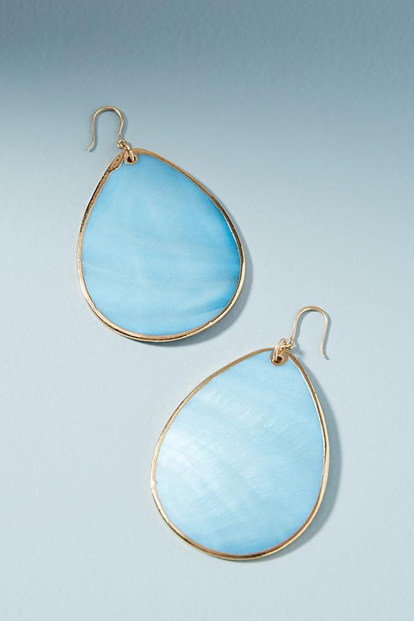 Clearwater Drop Earrings - Blue