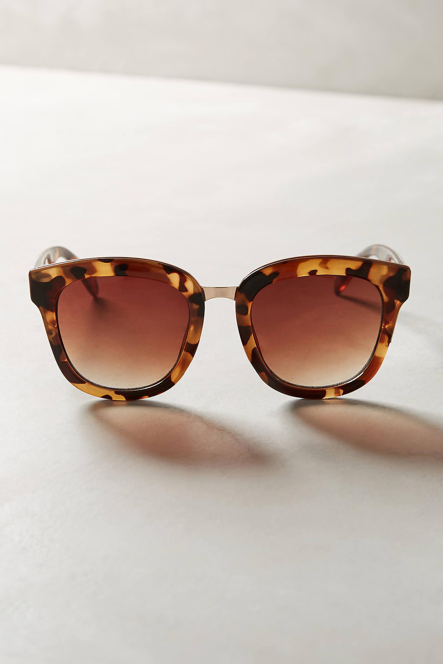 Joan Tortoise Sunglasses
