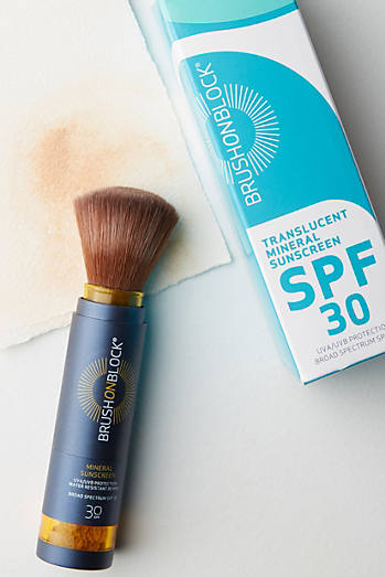 Brush On Block Translucent Mineral Sunscreen SPF 30