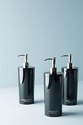 Slide View: 2: Minimalist Shower Dispenser