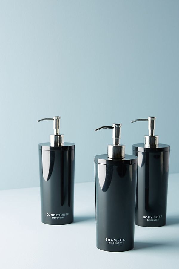 Slide View: 2: Minimalist Shower Dispenser