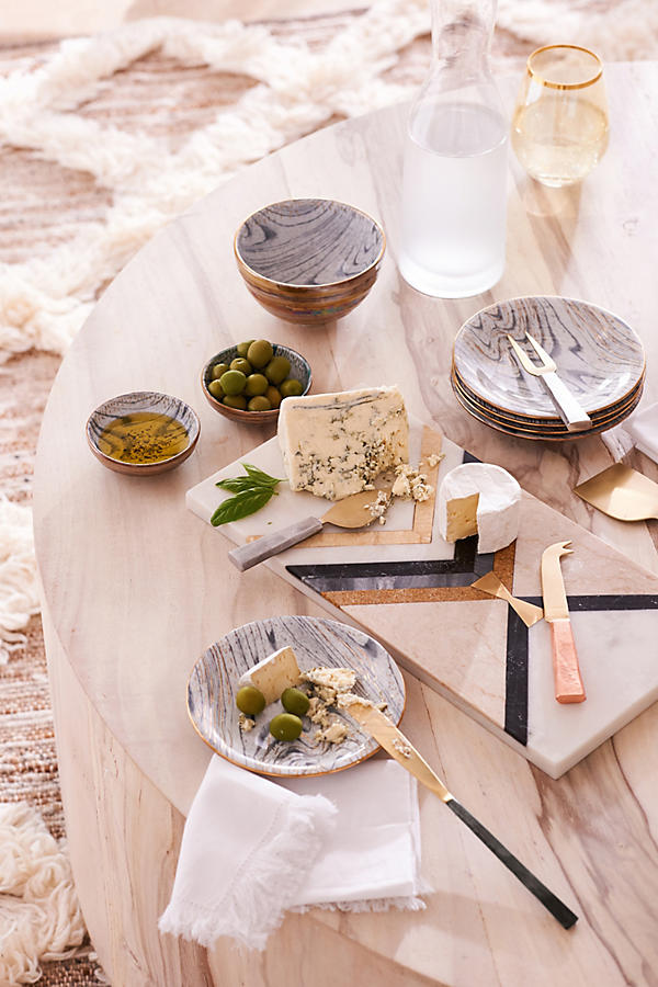 Slide View: 5: Mixed Inlay Cheese Board