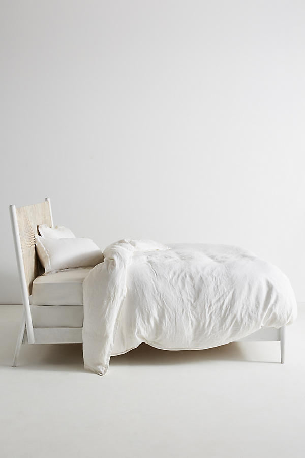 Slide View: 3: Carved Thalia Bed