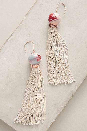 Achlyos Tassel Earrings