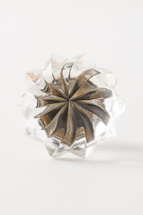 Pinwheel Knauf - Clear