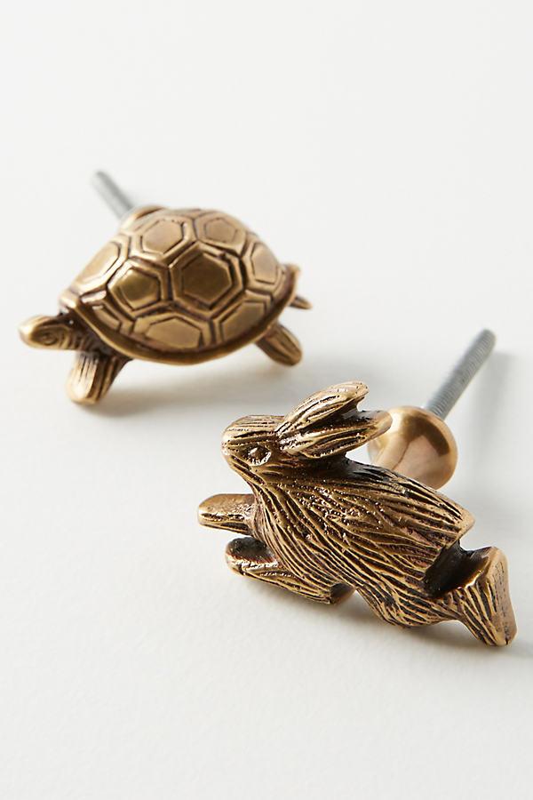 Aesop Knob - Bronze, Size S