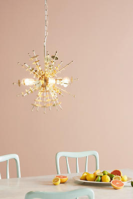 Slide View: 1: Cyclical Chandelier