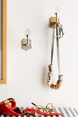 Slide View: 1: Dimpled Globe Hook