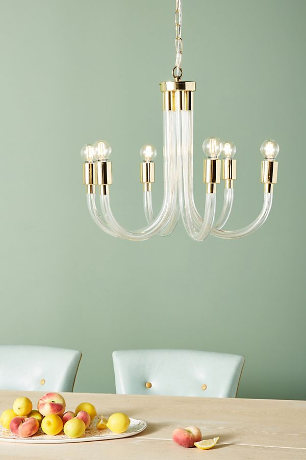 lucite sparkling chandelier items contemporary chandeliers modernism rod