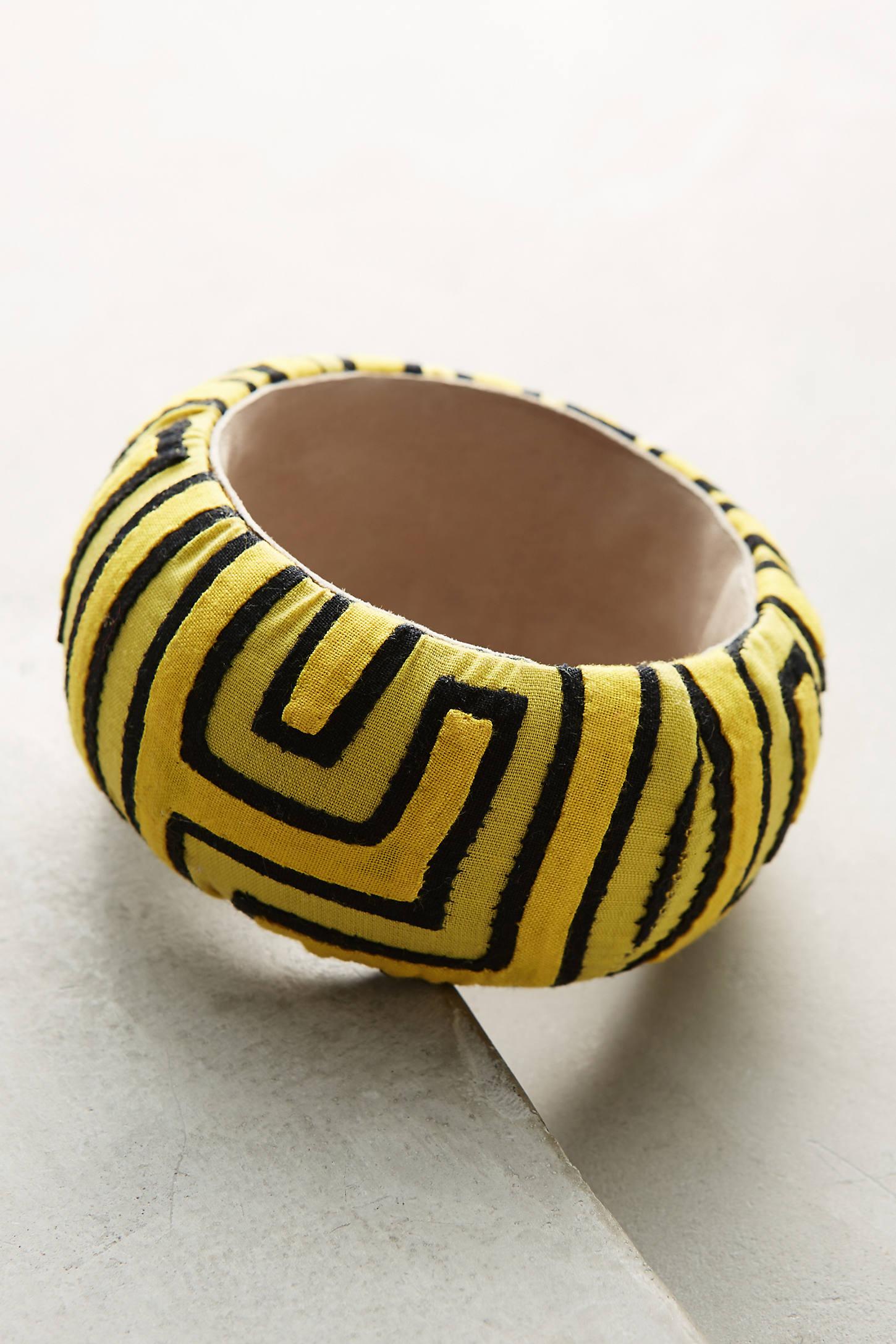Canary Mazework Bracelet