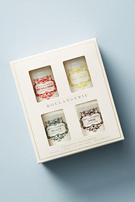 Slide View: 1: Boulangerie Candle Gift Set