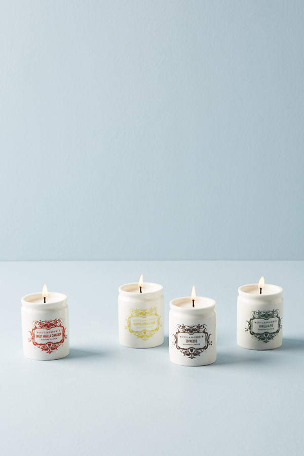 Boulangerie Candle Gift Set - Cream