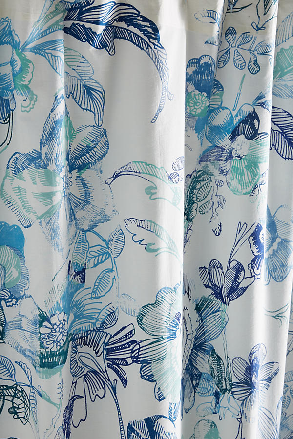 Slide View: 2: Hariette Shower Curtain