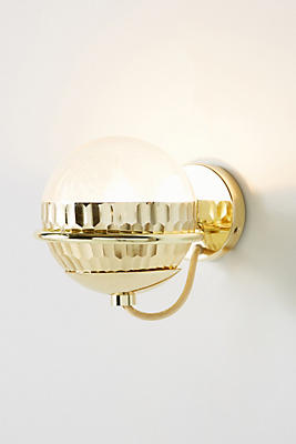 Slide View: 1: Equator Sconce