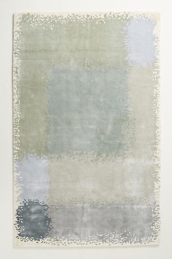 Palomino Rug Swatch - Mint, Size Swatch