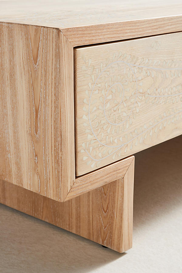 Slide View 4 Chaparral Storage Coffee Table