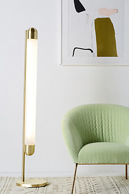 Slide View: 1: Maron Floor Lamp