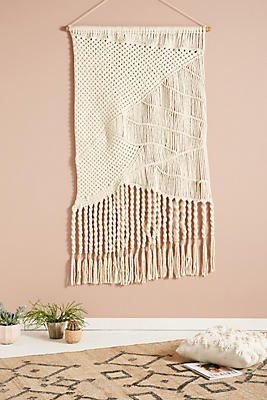 Slide View: 1: Big Sur Woven Wall Art