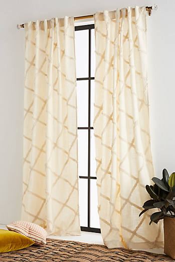 Embroidered Berea Curtain