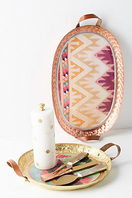 Slide View: 2: Ikat Tray