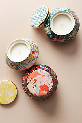 Slide View: 2: Liberty for Anthropologie Candle