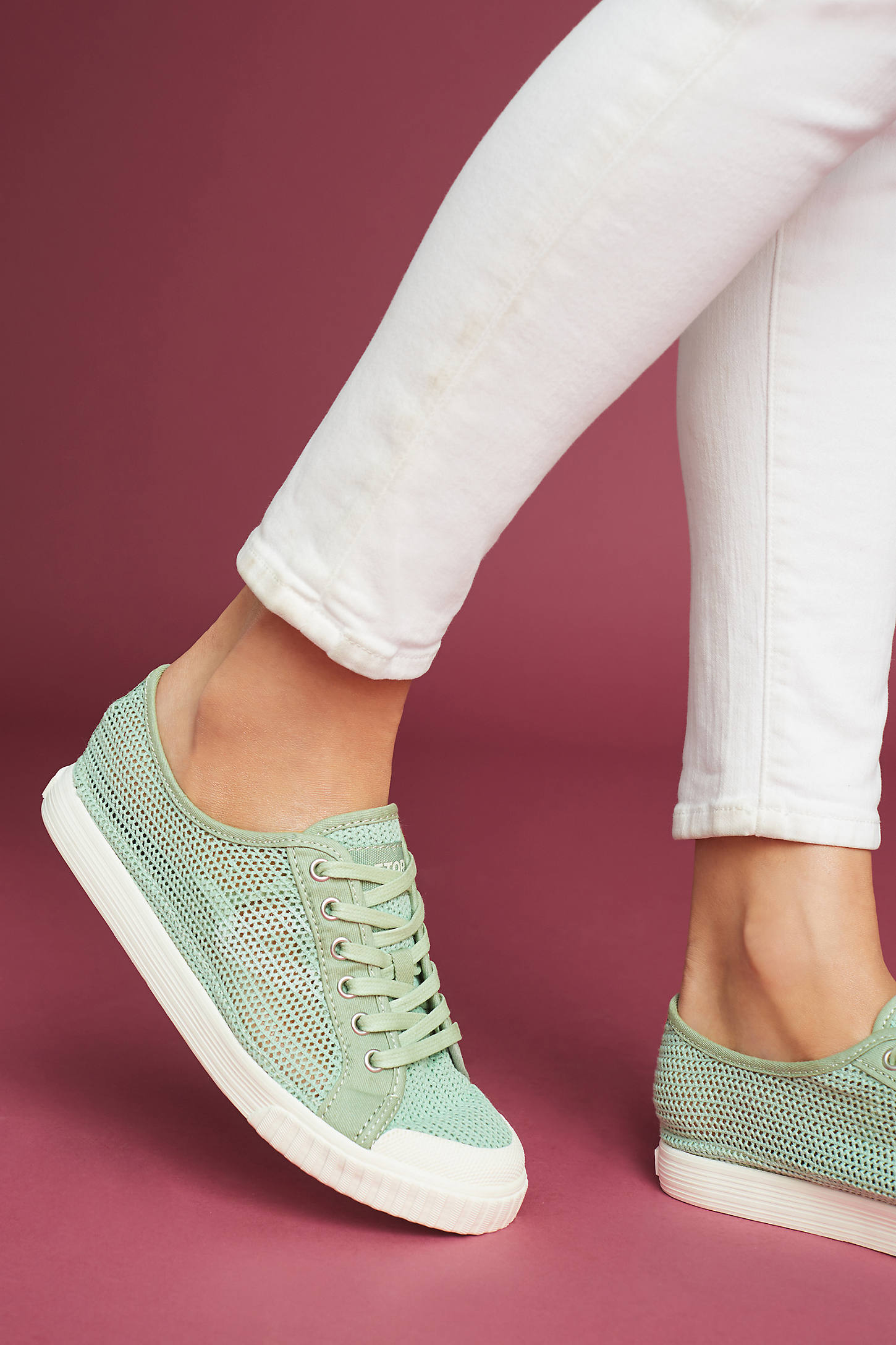 Tretorn Perforated Sneakers