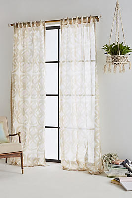 Slide View: 1: Avrille Curtain