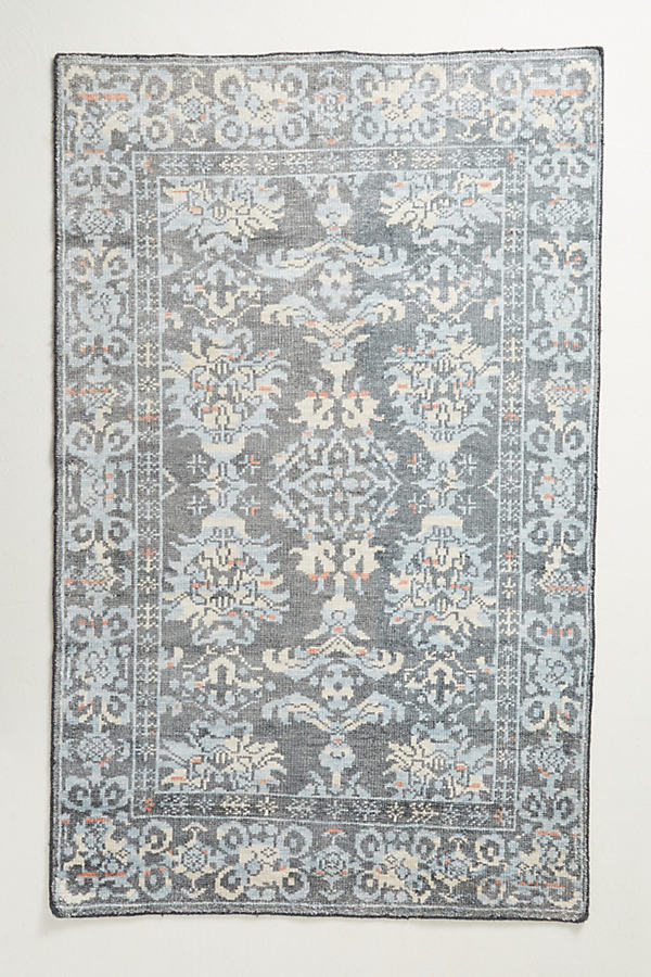 Marietta Rug Swatch - Light Grey, Size Swatch