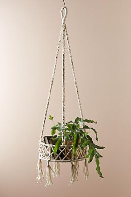 Slide View: 1: Soria Hanging Basket
