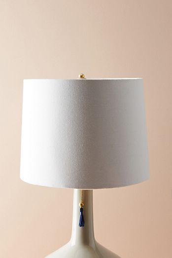 Lamp shades unique lamp shades anthropologie marnie lamp shade mozeypictures Image collections