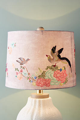 Slide view 2 gardenbird lamp shade