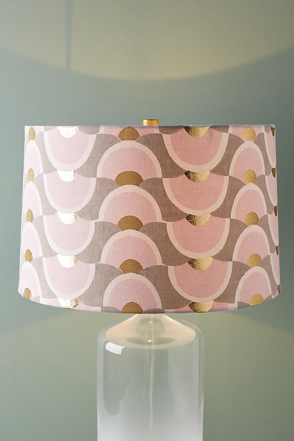 Slide View: 2: Tidal Motion Lamp Shade
