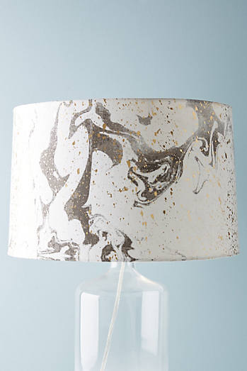 Marblesque Lamp Shade