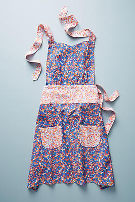 Slide View: 1: Liberty for Anthropologie Wiltshire Berry Apron