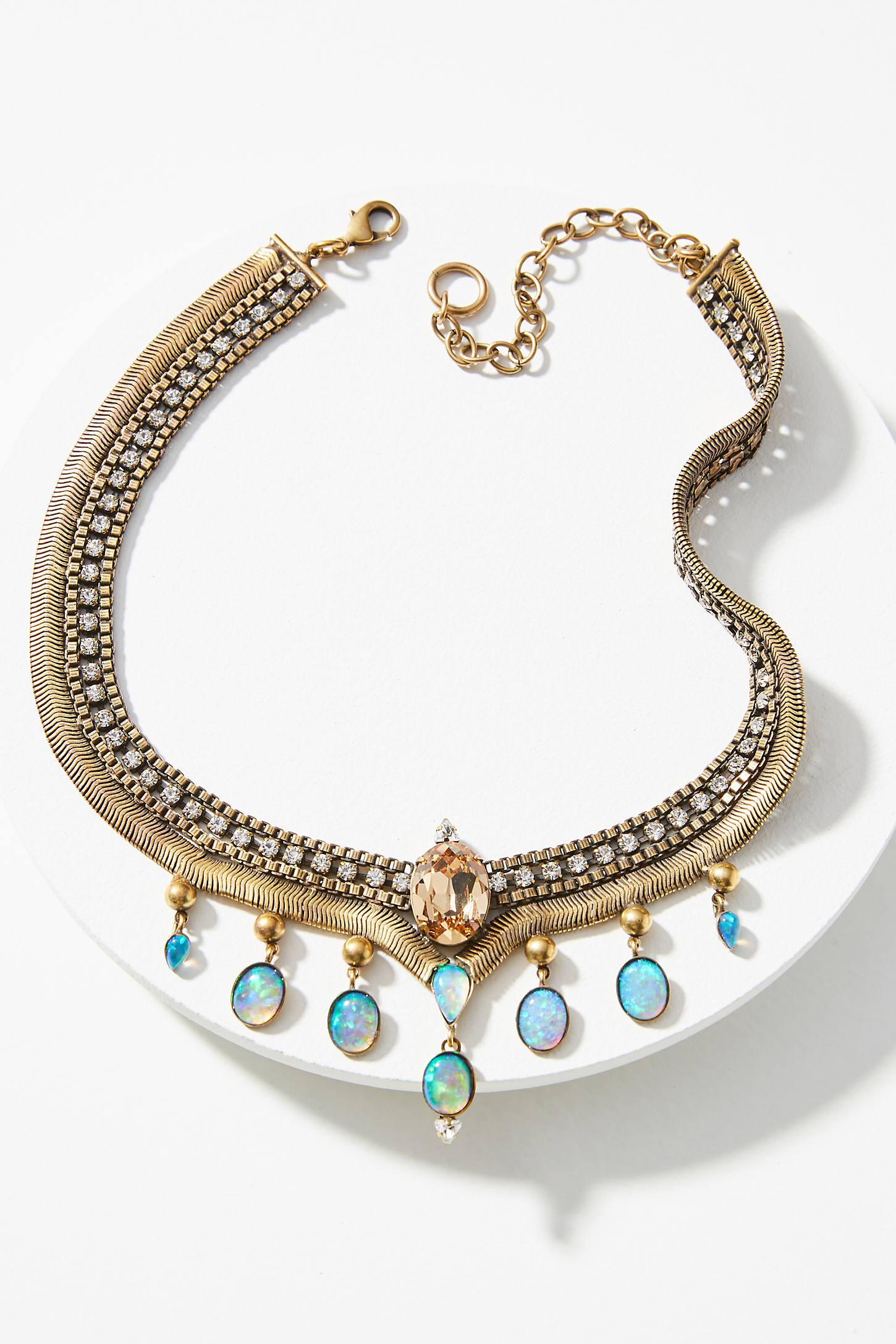 Palermo Collar Necklace