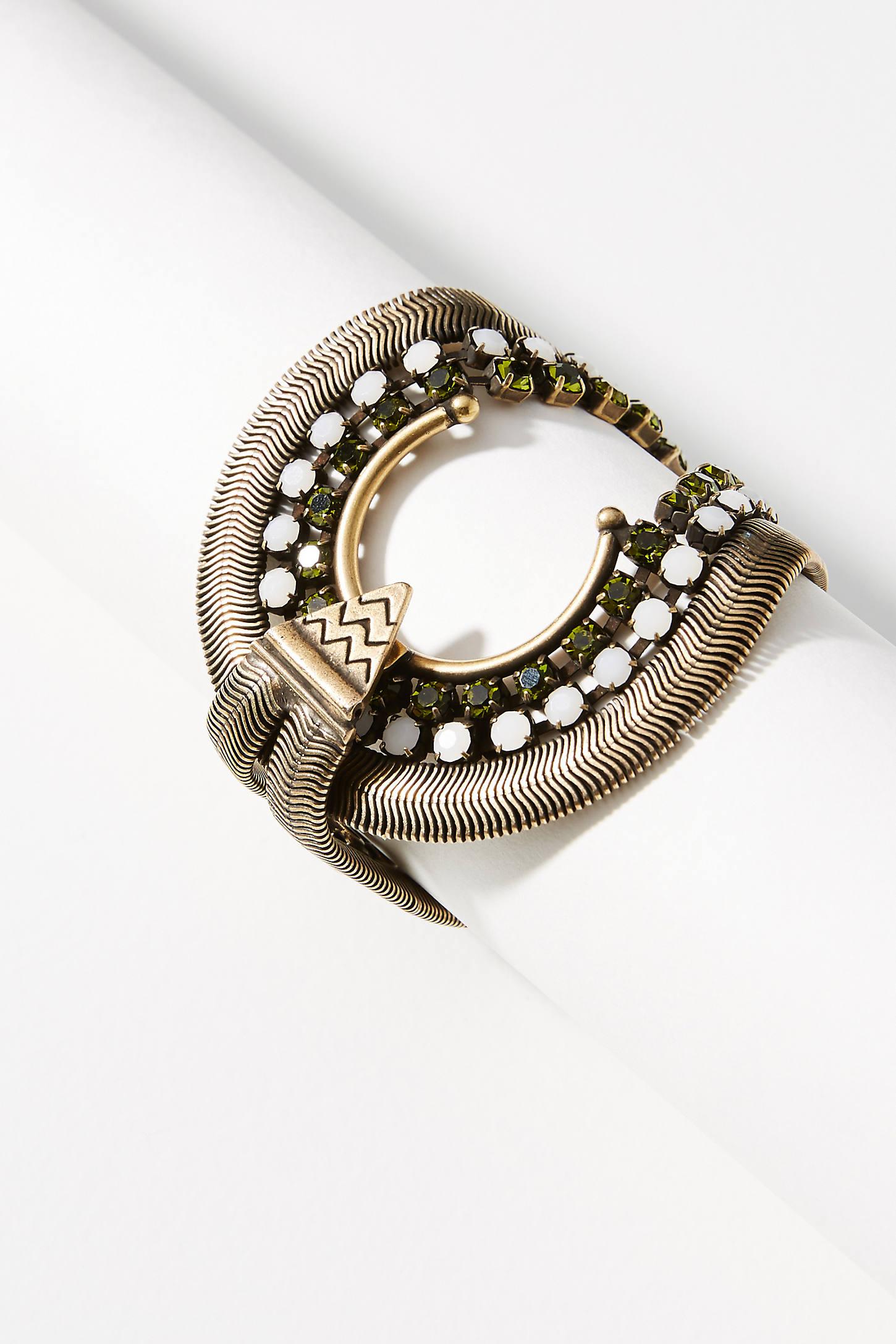 Soho Wrap Cuff Bracelet